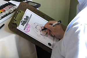 caricature artist | virtualvoyage.edu.in
