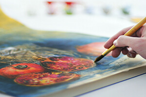 water color painting artist | virtualvoyage.edu.in