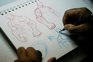 character making (Indore's 1st Superhero) | virtualvoyage.edu.in